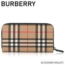 Burberry バーバリー ACCESSORIES WALLETS 長財布[8016612]