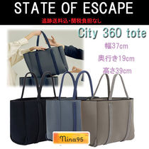 State of Escape(ステイトオブエスケープ) トートバッグ 【2020SS】State of Escape シティー360 トート City 360 tote
