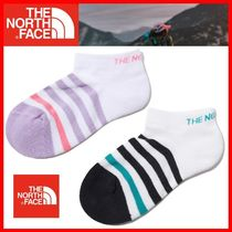 ★人気★【THE NORTH FACE】★K'S LOGO LOW SOCKS★2色★
