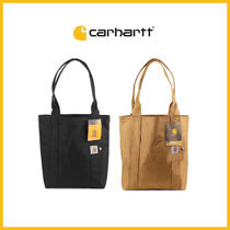 ◆CARHARTT◆ ESSENTIALS TOTE BAG (全2色) エコバック