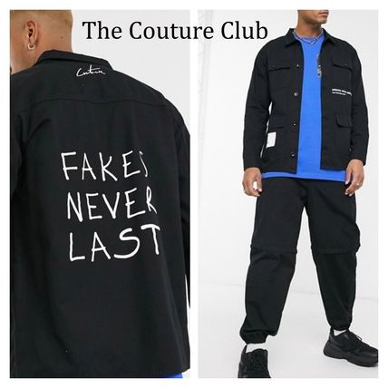 The Couture Club ジャケットその他 ★ASOS★The Couture Club ユーティリティジャケット