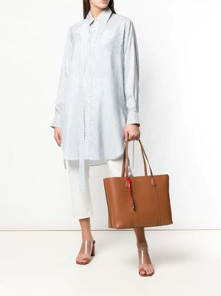 Tory Burch トートバッグ 新作★Tory Burc★ Perry Triple Compartment トートバッグ(13)