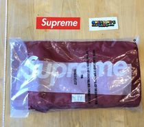 Supreme SS20 Week1 / Big Duffle Bag / Dark Red