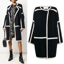 C536 KNITTED COAT