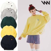 WV PROJECT★BTS愛用★DOUBLE SQUARE SWEATSHIRTS - CJMT7370
