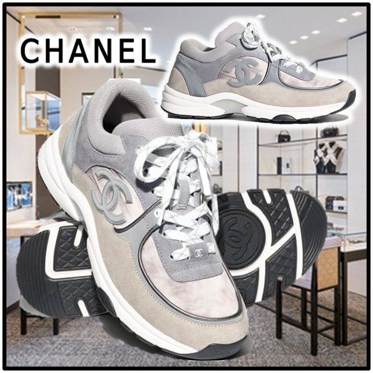 Shop CHANEL 2020 SS Sneakers (G34360