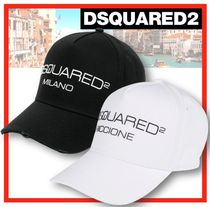 ★D SQUARED2★ディースクエアード ロゴ キャップ★