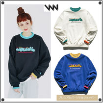 WV PROJECTのCassette sweat shirts 全3色