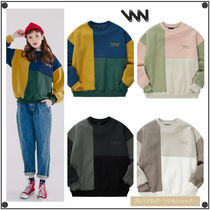 WV PROJECTのNewbond sweat shirt 全4色