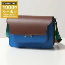 MARNI ショルダーバッグ SBMPS01U29 LV589 Z175M TRUNK BAG MINI