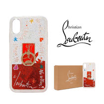 Christian Louboutin iPhone X or XS スマホケース 人気