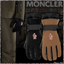 【19AW NEW】MONCLER_men/GUANTI 3MONCLER GRENOBLEグローブ/2色