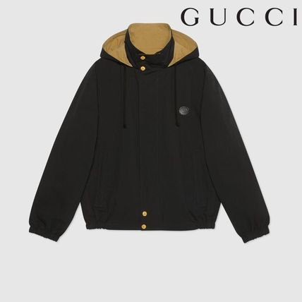GUCCI ジャケットその他 ◇GUCCI◇~★Reversible jacket with Gucci Orgasmique★