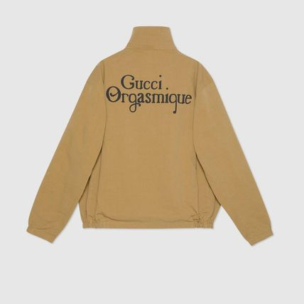 GUCCI ジャケットその他 ◇GUCCI◇~★Reversible jacket with Gucci Orgasmique★(7)
