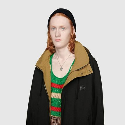 GUCCI ジャケットその他 ◇GUCCI◇~★Reversible jacket with Gucci Orgasmique★(9)