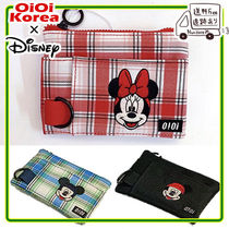 【OiOixDisney】限定販売 COIN WALLET 全3色