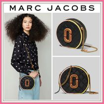 新作!! ☆MARC JACOBS☆ COLORBLOCKED STATUS ROUND CROSSBODY
