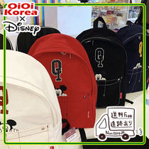 【OiOixDisney】限定販売 Q LOGO OXFORD BACKPACK 全4色