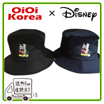 【OiOixDisney】BUCKET HAT SHADOW MICKEY MOUSE 全2色