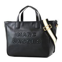 "Marc Jacobs ""FLASH"" 2WAY トート A4可 ユニセックス 黒"
