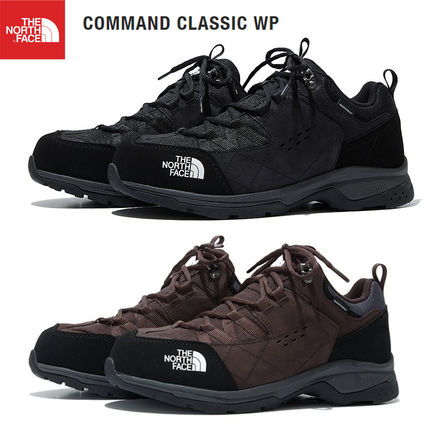 [THE NORTH FACE] COMMAND CLASSIC WP ユニセックススニーカー