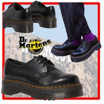 送料無料・関税込★【Dr.Martens】★1461 QUAD Polished Smooth