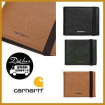 CARHARTT WIP COATED BILLFOLD WALLET AI114 追跡付