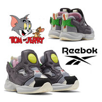 コラボ☆Reebok Tom & Jerry x InstaPump Fury キッズ ベビー