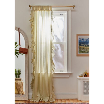 Urban Outfitters カーテン 【国内発送】◇UO◇Ruffle Gauze Curtain 5色(4)