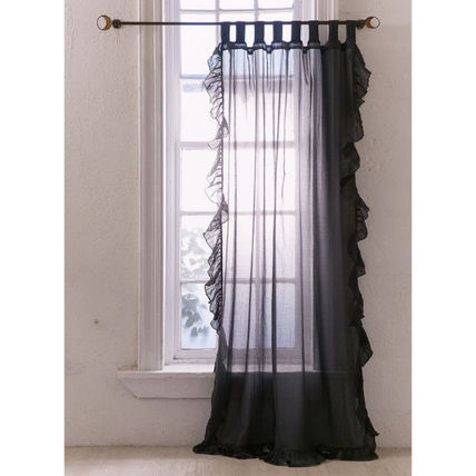 Urban Outfitters カーテン 【国内発送】◇UO◇Ruffle Gauze Curtain 5色(5)