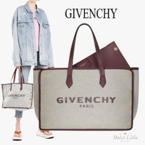 GIVENCHY  キャンバス ミディアム ボンドショッパー