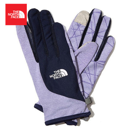 THE NORTH FACE 手袋 【THE NORTH FACE】W LIGHT GLOVE  NJ3GL03A