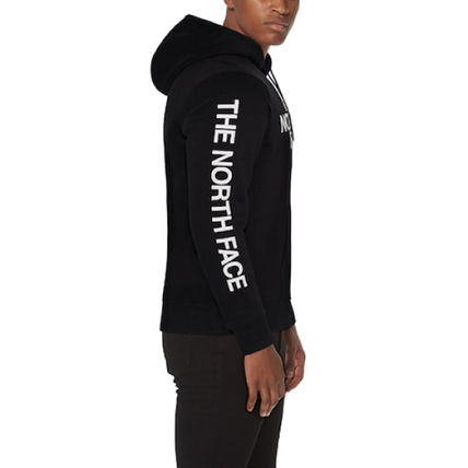 THE NORTH FACE セットアップ 海外限定【The North Face】The North Face袖ロゴセットアップ★(3)