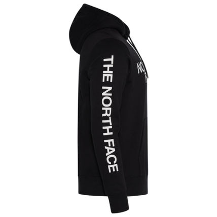 THE NORTH FACE セットアップ 海外限定【The North Face】The North Face袖ロゴセットアップ★(5)