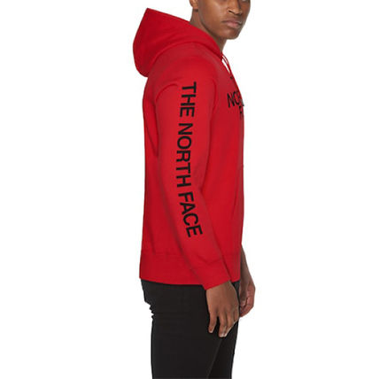 THE NORTH FACE セットアップ 海外限定【The North Face】The North Face袖ロゴセットアップ★(13)