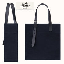 【Hermes】★Chic★ Sac Etriviere Shopping エトリヴィエール