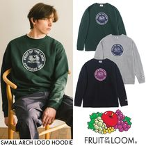 【FRUIT OF THE LOOM】STAMP LOGO スウェット 3色 男女兼用★