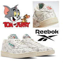 限定コラボ☆Reebok Tom & Jerry x Club C 85