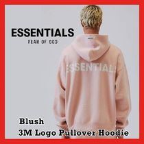 FEAR OF GOD(フィアオブゴッド) パーカー・フーディ FEAR OF GOD ESSENTIALS Pink 3M Logo Pullover Hoodie Blush