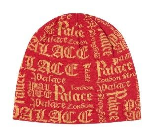 Palace Skateboards ニットキャップ・ビーニー 20SS◆NEW◆完売必須◆Palace Skateboards◆OLD P BEANIE(2)