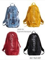 ★2020SS WEEK1★Supreme Backpack
