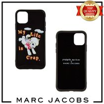 MARC JACOBS SALE!ロゴ プリント iPhone XR ケース	CH1777