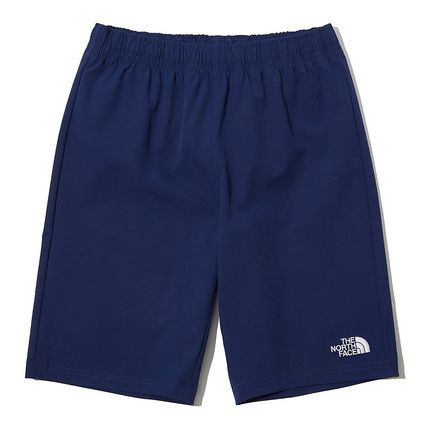 THE NORTH FACE キッズスポーツウェア ★人気★THE NORTH FACE★K'S WOVEN SHORTS LOUNGE SET★3色★(4)