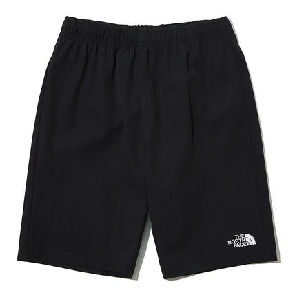 THE NORTH FACE キッズスポーツウェア ★人気★THE NORTH FACE★K'S WOVEN SHORTS LOUNGE SET★3色★(9)