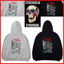 STOCKHOLM SYNDROME(ストックホルムシンドローム) パーカー・フーディ ★STOCKHOLM SYNDROME★PRINTED HOODIE☆大人気・限定!!☆