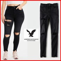 American Eagle Outfitters(アメリカンイーグル) パンツ ★American Eagle★Denim Jagging Destroy Pants☆正規品☆