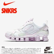 公式正規品!★NIKE SHOX TL NOVA 'BARELY GRAPE'