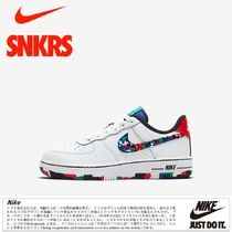 日本未入荷!正規品!★AIR FORCE 1 LOW CRAYON WHITE MULTI
