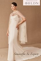 【BHLDN】ウエディングケープ☆Needle & Thread Petunia Cape