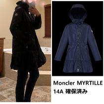 14A確保済み☆大人も着れる☆モンクレール 春コート☆MYRTILLE